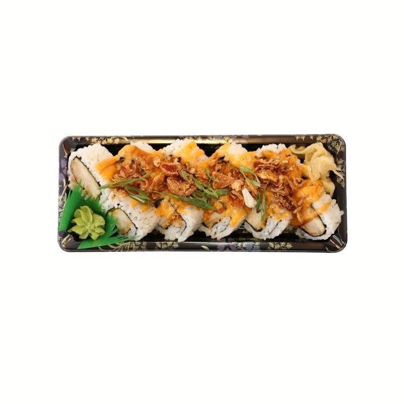 Spicy Chicken Katsu Maki