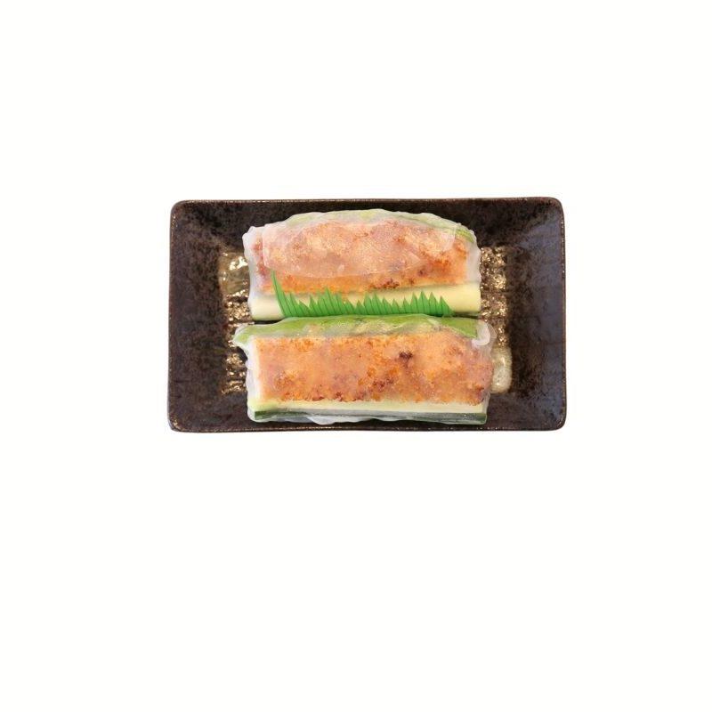 Chicken Katsu Rice Paper Roll