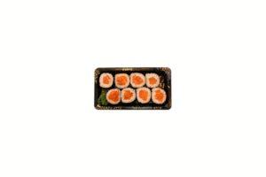 Fresh Salmon Mini Roll