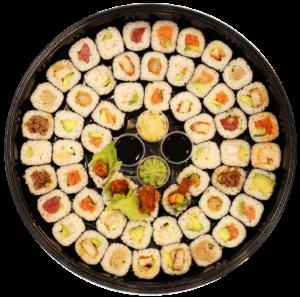 Bous Sushii - Mixed Handroll Platter
