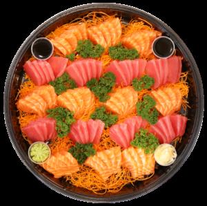 Bosu Sushii Mixed Sashimi Platter