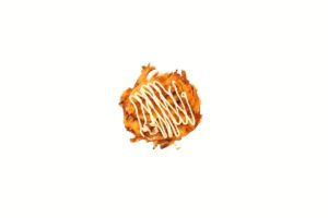 Tempura Vegetarian Pancakes