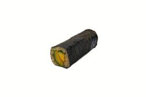 Brown Rice Avocado Handroll