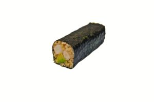 Brown Rice Cooked Prawn Handroll