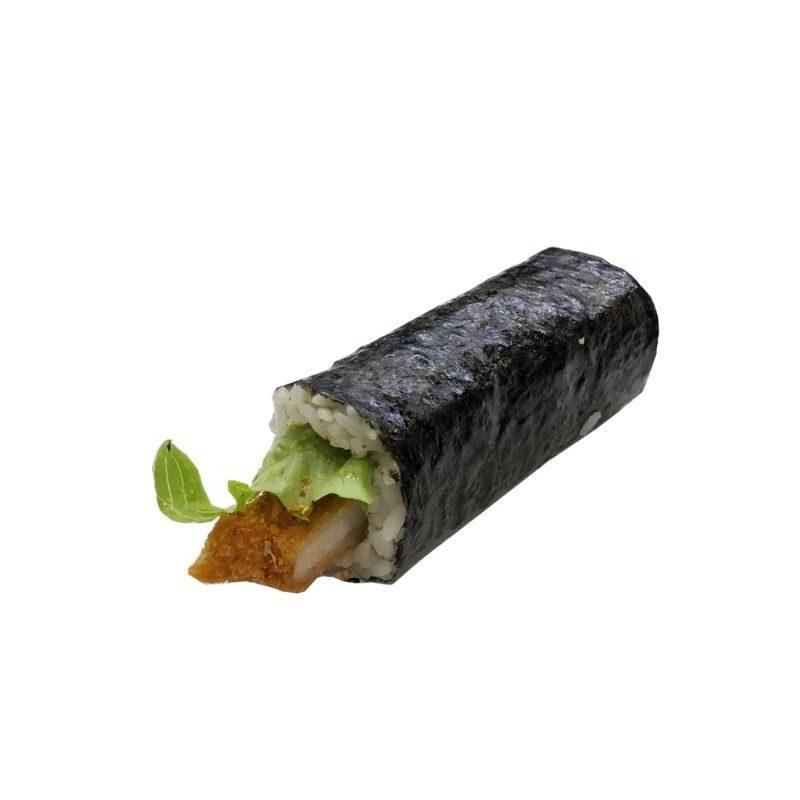 Chicken Katsu Handroll
