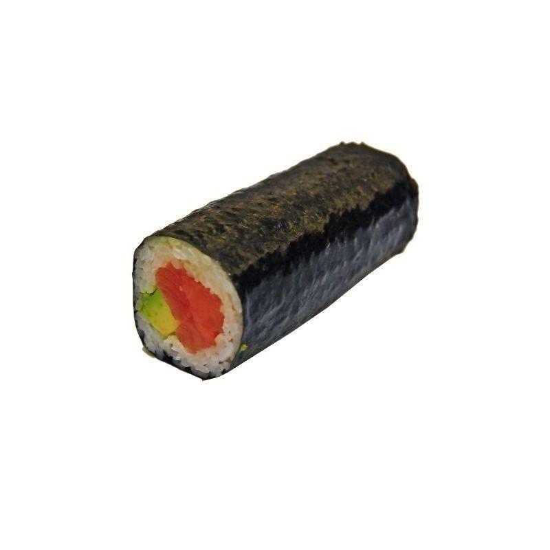Fresh Salmon Avocado Handroll