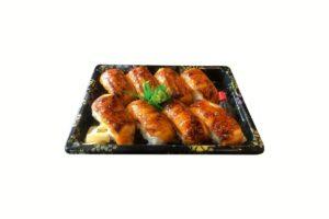 Grilled Salmon Nigiri