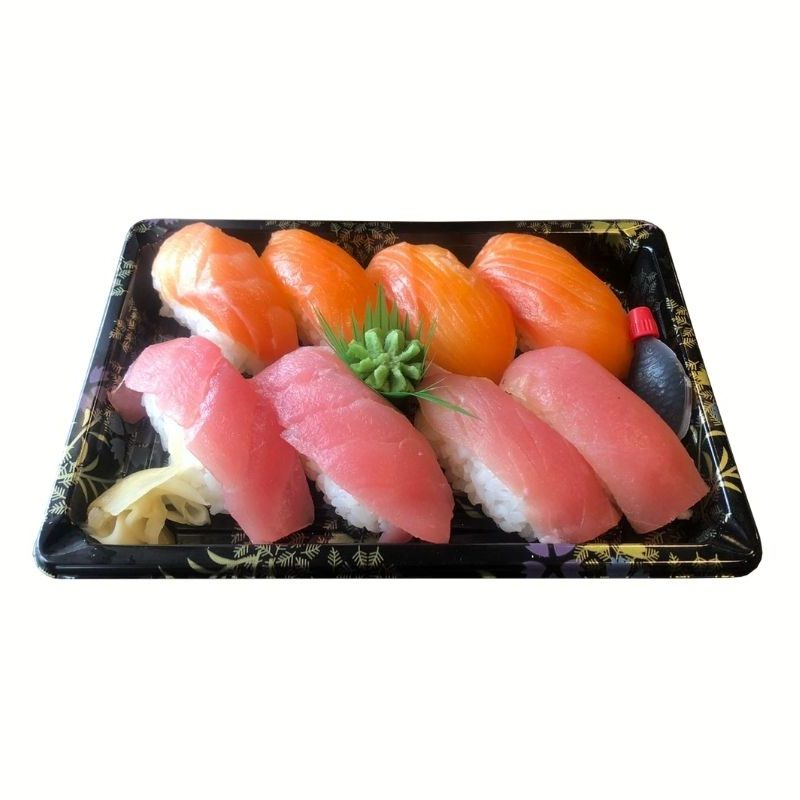 Salmon Tuna Nigiri