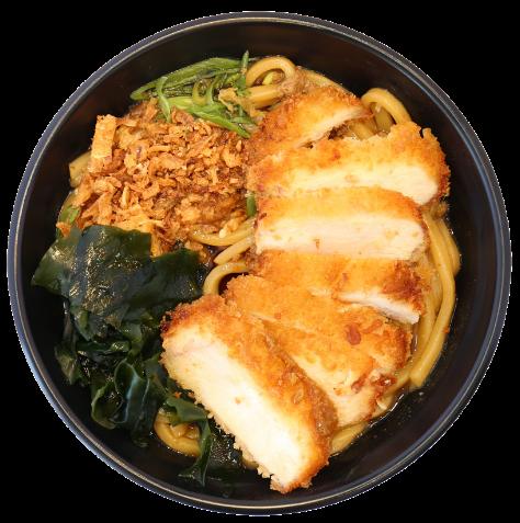 Chicken Katsu Udon