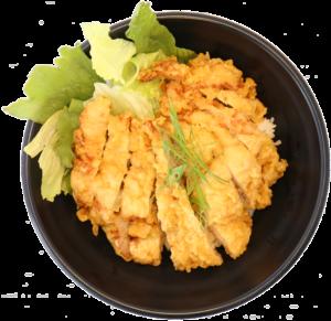 Crispy Chicken Don