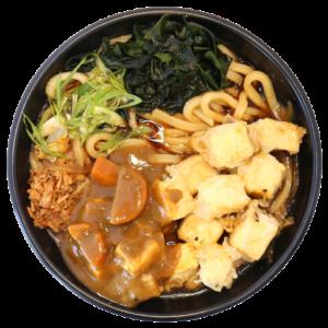Curry Tofu Udon
