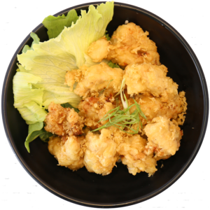 Karaage Chicken Don