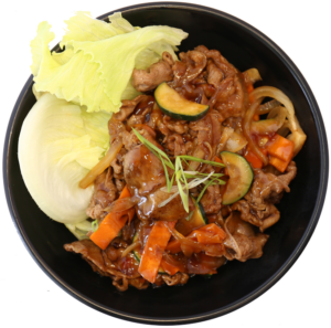 Teriyaki Beef Don